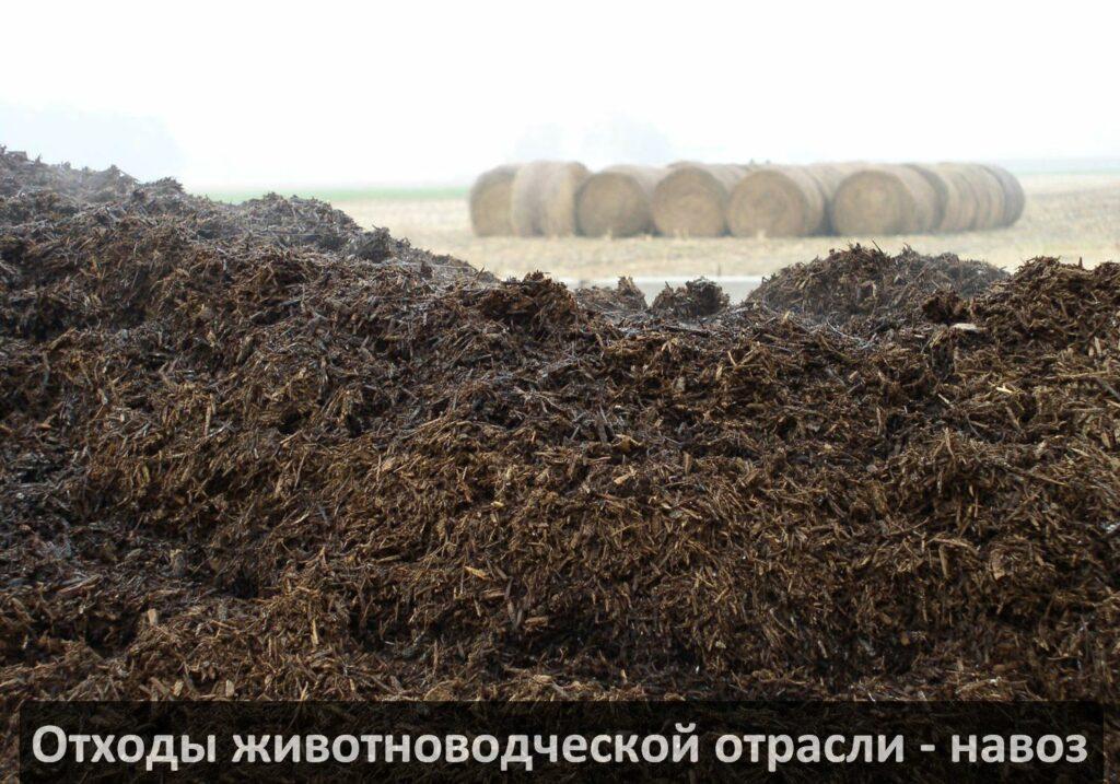 Переработка сельскохозяйственных отходов