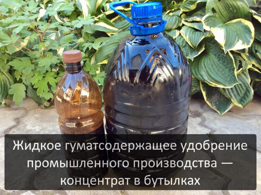 В чем польза для растений от гуминовой кислоты