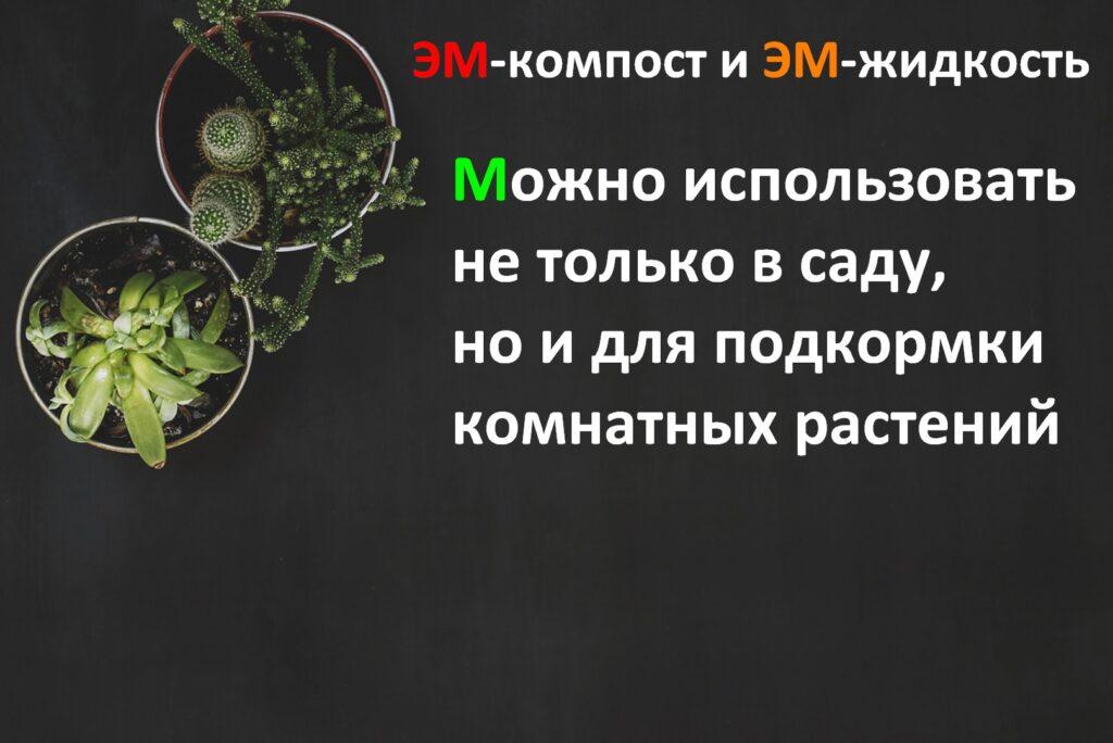ЭМ-контейнер для ферментации органических отходов