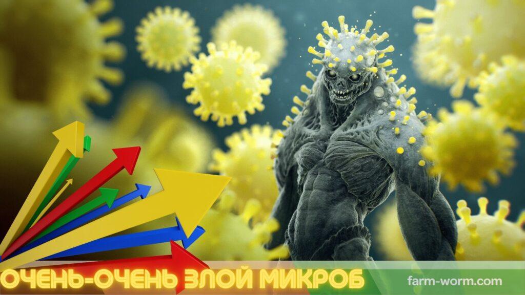 Роль полезных микроорганизмов